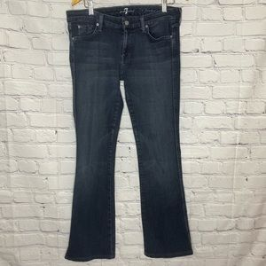 7 for all mankind jeans sz 32
